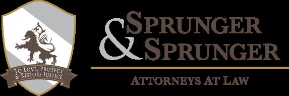 Sprunger & Sprunger Retina Logo